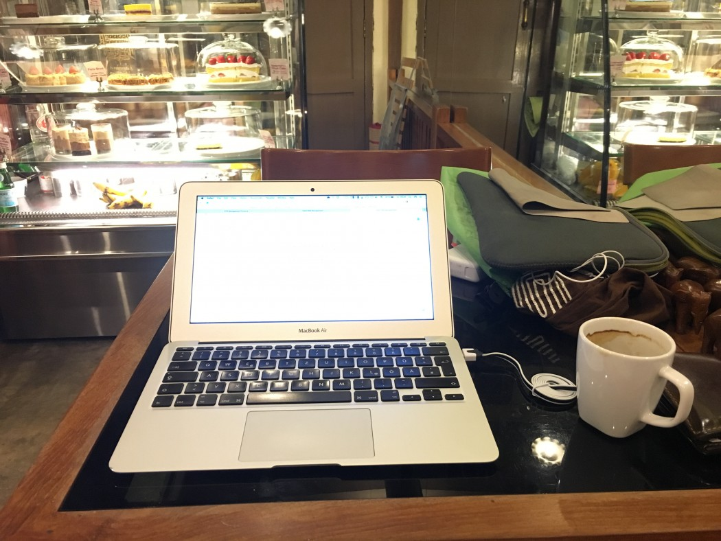 working_and_coffee